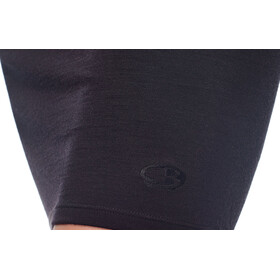 Icebreaker Yanni Robe T-shirt Femme, black